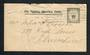NEW ZEALAND 1906 Cover with NZ Treasury Free. - 31482 - PostalHist