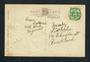 NEW ZEALAND Postmark Whangarei  FAIRBURNS. A Class cancel on 1911 postcard. Full clear strike. Very superb. - 31494 - Postmark