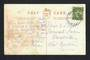 NEW ZEALAND Postmark Christchurch CHRISTCHURCH. B Class cancel on Postcard. - 31507 - Postmark