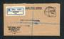 NEW ZEALAND 1967 Registered Letter Official Paid from Newton to Auckland. - 31523 - PostalHist