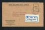 NEW ZEALAND 1971 Registered Letter Official Paid from Te Atatu South to Auckland. - 31526 - PostalHist