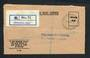 NEW ZEALAND 1967 Registered Letter Official Paid from Otahuhu East to Auckland. - 31527 - PostalHist