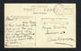 NEW ZEALAND Postmark Auckland KAUKAPAKAPA. A Class cancel on Postcard. - 31590 - Postmark