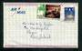 SAMOA 1978 Tidy airmail cover to New Zealand bearing commemoratives. - 31606 - PostalHist