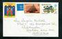 BERMUDA 1996 Cover to Australia with TB Cancer and Health Association Seal. - 31651 - Cinderellas