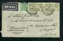 INDIA 1932 Airmail Commercial Front to Scotland. - 31687 - PostalHist