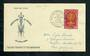 INDIA 1962 Eradication of Malaria on first day cover. - 31691 - FDC