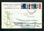GREAT BRITAIN 1964 Forth Road Bridge. Set of 2 on illustrated first day cover. - 31718 - FDC