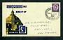 GREAT BRITAIN 1962 Stampex International Stamp Exhibition. Special Postmark on illustrated cover. - 31745 - PostalHist