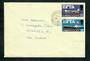 GREAT BRITAIN 1967 Efta. Set of 2 on first day cover. - 31761 - FDC