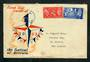 GREAT BRITAIN 1951 Festival of Britain. Set of 2 on first day cover. - 31768 - FDC