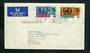 GREAT BRITAIN 1965 United Nations. Set of 2 on first day cover. - 31781 - FDC