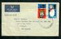 GREAT BRITAIN 1966 Christmas. Set of 2 on first day cover. - 31784 - FDC