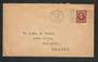 GREAT BRITAIN 1936 Internal Letter postmarked at WHITBY. - 31803 - PostalHist