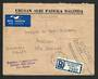 MALAYSIA 1978 Registered Letter from Port Kiang to New Zealand. Official Post Office mail. - 31931 - PostalHist
