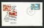 CEYLON 1963 National Conservation Week on first day cover. - 31933 - FDC