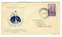 AUSTRALIA 1955 Nursing on two illustrated first day covers. - 32002 - PostalHist