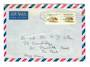 AUSTRALIA 1981 Airmail Letter to Hong Kong. - 32012 - PostalHist
