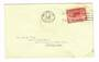 AUSTRALIA 1934 Letter to New Zealand. - 32017 - PostalHist