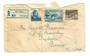 AUSTRALIA 1959 Registered Letter from South Australia to New South Wales.with 3d Sydney Harbour Bridge. Scruffy. - 32025 - Posta