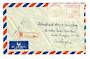 INDONESIA 1976 Registered Airmail Letter to Malaysia with frank. - 32047 - PostalHist