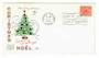 CANADA 1964 Christmas on first day cover. - 32085 - FDC
