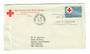 CANADA 1952 Red Cross on first day cover. - 32086 - FDC