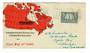 CANADA 1948 Responsible Government on first day cover. - 32092 - FDC