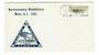 CANADA 1981 Anniversary Exhibittion. Special Cover. - 32100 - PostalHist