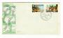 PAPUA NEW GUINEA 1973 Definitive $2 on first day cover. - 32102 - FDC