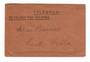NEW HEBRIDES Telegram Chare for Delivery. Addressed to Port Villa. - 32106 - PostalHist