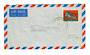 PAPUA NEW GUINEA 1970 Airmail Letter from Alotau to Port Moresby. - 32154 - PostalHist
