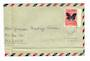 PAPUA NEW GUINEA 1966 Airmail Letter from Kundiawa to Madang. Folded. - 32168 - PostalHist