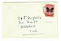 PAPUA NEW GUINEA Letter from Loregau to Madamg. - 32169 - PostalHist