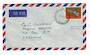 PAPUA NEW GUINEA 1969 Airmail Letter from Mount Hagen to Madang. - 32174 - PostalHist