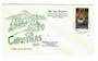 NIUE 1967 Christmas on illustrated first day cover. - 32195 - FDC