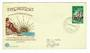 COCOS (KEELING) ISLANDS 1965 50th Anniversary of the Gallipoli Landing on first day cover. - 32200 - FDC