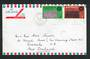 AUSTRALIA 1971 Cover from Australia to New Zealand bearing two of the 1971 Christmas. Genuine usage. - 32217 - PostalHist