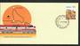 AUSTRALIA 1980 Opening of the Tarcoola to Alice Springs Railway first day cover. - 32224 - FDC