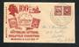 AUSTRALIA 1950 Anpex International Stamp Exhibition. Cover with Special Postmark. - 32250 - PostalHist