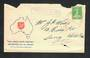 AUSTRALIA 1941 Cover Salvation Army. Cachet