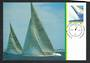 AUSTRALIA 1986-1987 Yachts. Set of 7 Maxim Cards. - 32277 - Postcard