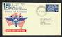 AUSTRALIA 1957 Royal Flying Doctor on first day cover. - 32288 - FDC