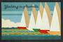 AUSTRALIA 1981 Yachts. Set of 4 in presentation pack. - 32296 - UHM