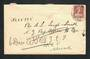 AUSTRALIA 1940....Letter to 2nd NZEF MEF. Redirected - 32329 - PostalHist