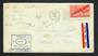 USA 1945 Airmail Letter from army serviceman. US Army Postal Service slogan cancel. Passed by Army Examiner 20604.. - 32346 - Po