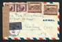 AUSTRIA 1941 Letter to New York. Censored in Austria. - 32348 - PostalHist