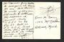USA 1943 Postcard from Serviceman. Freepost.