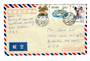 CHINA 1990 Cover to USA. - 32404 - PostalHist
