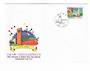 TAIWAN 1996 Centenary of the National Chaio Tung University on first day cover. - 32406 - FDC